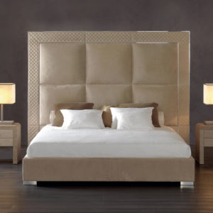 Bed with Night stand_3