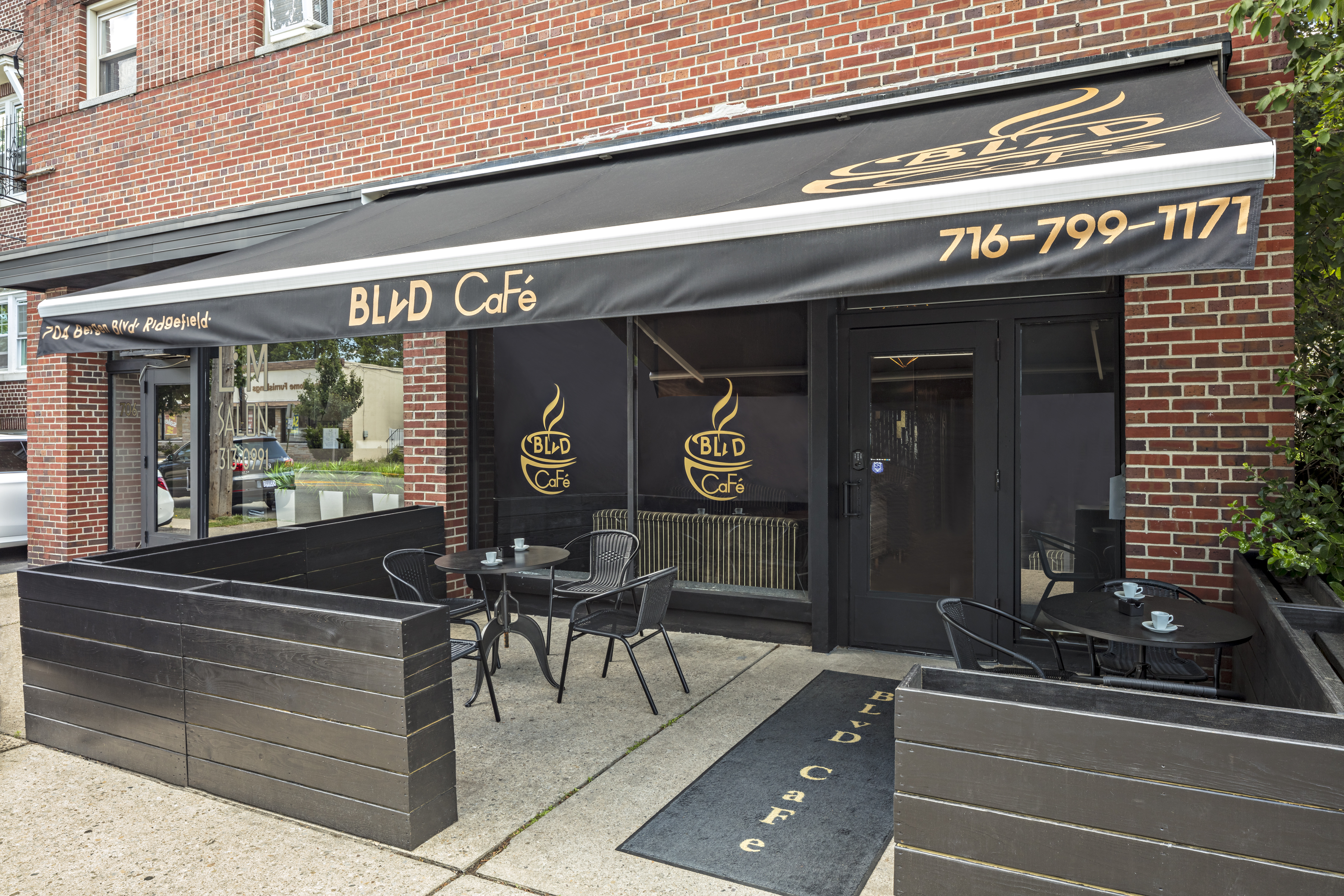 BLVD Cafe, Ridgefield, NJ